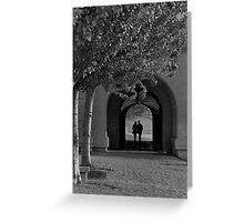Promenade sur la Seine, Paris Greeting Card