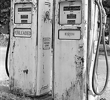 Gas pumps by PhOtOgaljan