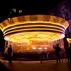 Carousel by Night by SpencerCopping