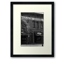 The Palace Hotel Framed Print