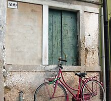 Bicicletta by phil decocco