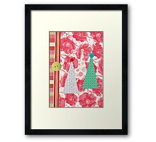 A Very Quirky Christmas Framed Print