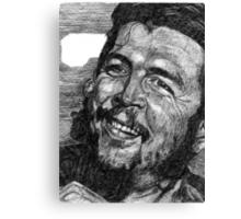Che Guevera Canvas Print