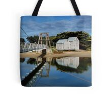 Swing Bridge Lorne Tote Bag
