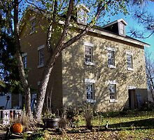 The Grist Mill Est. 1864 by wiscbackroadz