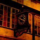 The Pantiles Clock by David's Photoshop