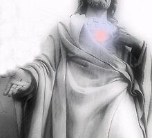 Jesus by TriciaDanby