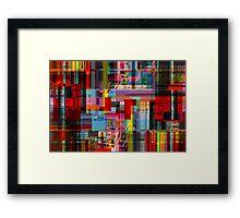 Danson Framed Print