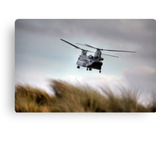 The Boeing-Vertol CH-47 Chinook Canvas Print