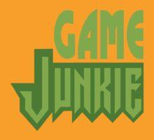 Game Junkie by gleekgirl