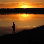 Fisherman by worldwideart