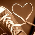 Love Your Shoes by Angelica Aguilar