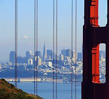 San Francisco, My City by the Bay. by the57man