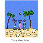 Three Wise Silly by Monica Ellis