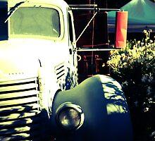 Old Truck by Bill Lane
