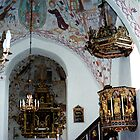 Elmelunde Church, Denmark by Margaret  Hyde