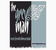 The Grey Man by Obes