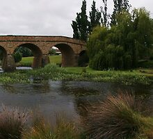 richmond bridge tasmania,panorama by dmaxwell
