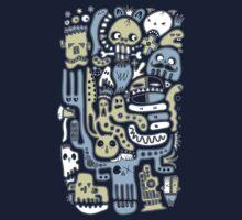 El Día de los Muertos by heavyhand