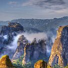 Misterious Meteora by Kounelli