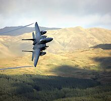 F15 on the approach by Rory Trappe