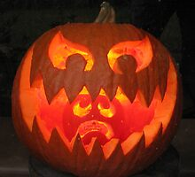 """Hungry Jack O' Lantern"" by James McCarthy"