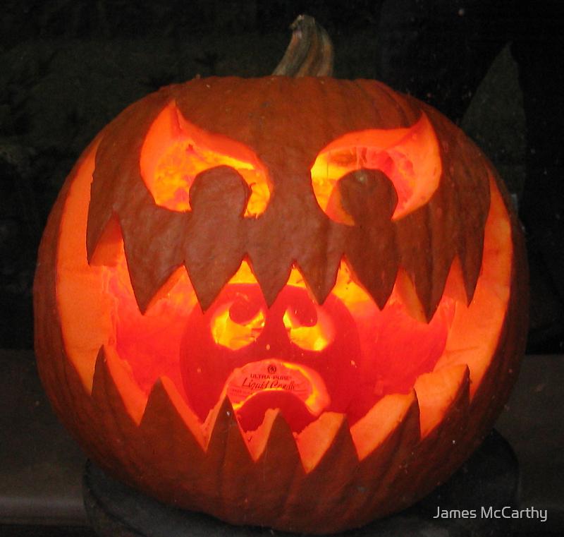 """Hungry Jack O' Lantern"" by James McCarthy"