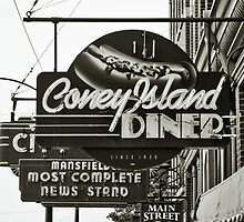 Coney Island by Ron Neiger