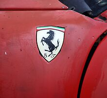 The art of the car: Ferrari 1984 Badge GTO Berlinetta by John Schneider