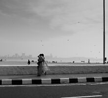 Mother Mumbai by Erdj
