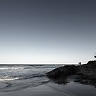 Coolum- After Sunset by Ben Loveday
