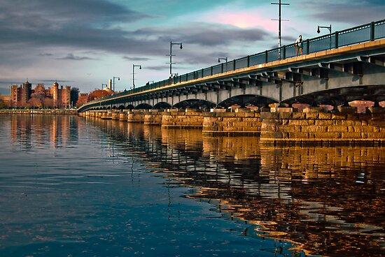 Harvard Bridge by LudaNayvelt
