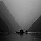 The Three Gorges by imagesbyjillian