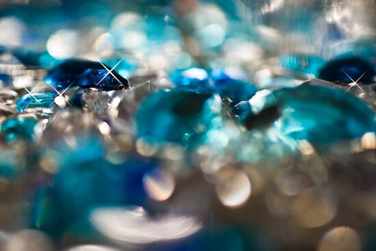 A Bokeh of Gems II by Eva & Klaus WW