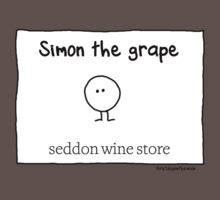 Simon The Grape by SeddonWineStore