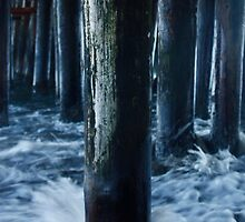 Splash, Under the Boardwalk #3 by TraceyParr