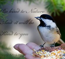 Be Kind To Nature by cindylutes
