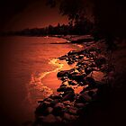 Winnipeg Beach Shoreline by kenspics