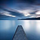 Time Passing - Runswick Bay, North Yorkshire by Doug Chinnery