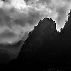 South Ridge - Seoraksan National Park, South Korea by Alex Zuccarelli