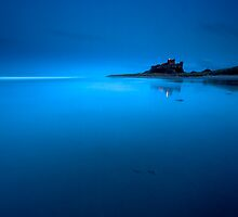 Bamburgh Blue by Doug Chinnery