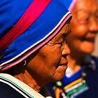 Naxi Women - Lijiang, China by Alex Zuccarelli