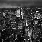 New York Vista by Iain Mavin