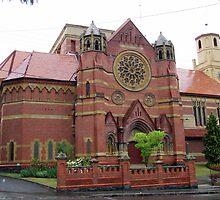 St John's Anglican Church Launceston 2 by wiccanrider
