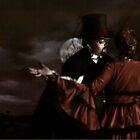 Dancing midnight by Igor Giamoniano