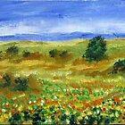 4807 Spring Landscape by Harling