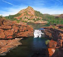 Bell Gorge -The Kimberly by Martin Clarke