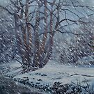 snowstorm by edisandu
