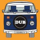 Volkswagen Type2 Bay Window Blue by FunkyDreadman
