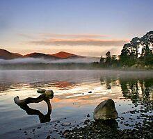 Derwent Water - Friars Crag by leephotoofyork